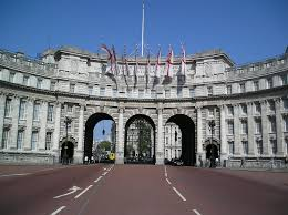 Admiralty Arch in London