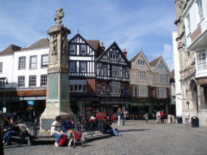 Places to see in Canterbury