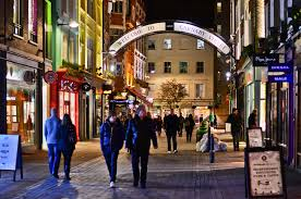 Carnaby Street London Shops