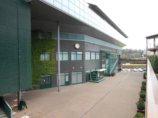 Inside the wimbledon campus