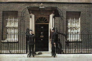 Downing Street Residence of Prime Minister