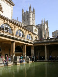History of bath England