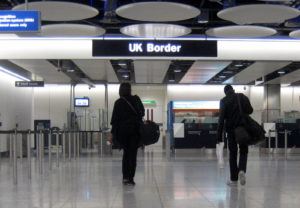 Immigration to UK