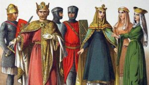 Kings and Queens of England UK