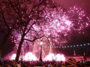 Holidays and Special Days events in Great Britain in January