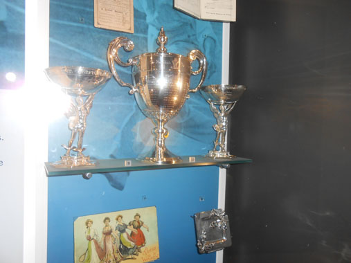 Original Wimbledon Trophy