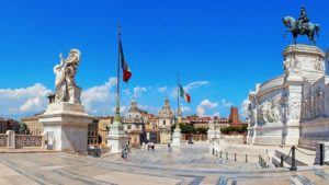 Rome Italy Travelogue