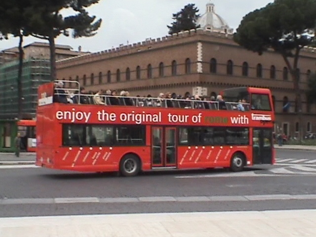 Photo of Rome Tourist Bus