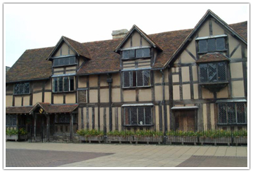 Shakespeare House, Stratford