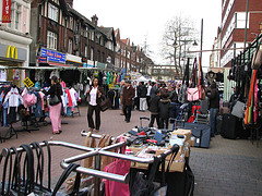 Thirteen East London Markets