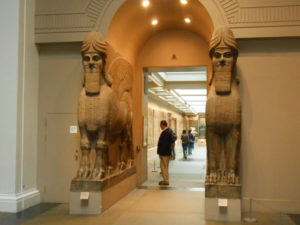 British Museum London-Itinerary