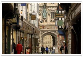 Canterbury Travel Guide England