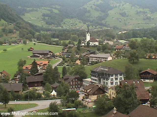Swiss Trains, switzerland travel itinerary